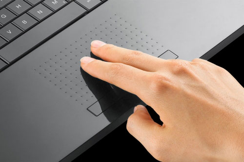 Multitouch Touchpad