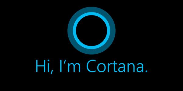 Hi, I am Cortana